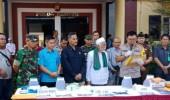Pelaku Jaringan Internasional Sabu Ditangkap di Banten