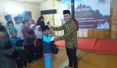 FKUI SBSI Dan Pihak Manajemen PT Prima Makmur Rotokomindo Gelar Acara Buka Bersama Dan Santuni Anak Yatim