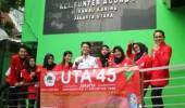 Penyuluhan Mahasiswa Apoteker UTA'45 Jakarta Di Puskesmas Sunter Agung1' Waspadai Hipertensi Kendalikan Tekanan Darah