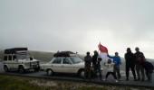 Perjalanan Merah Putih  Menuju Ujung Hamparan Bumi Utara
