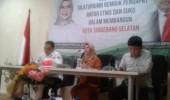 Cawalkot Siti Nur Azizah Sebut Tingkat Toleransi di Tangsel Rendah