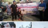 Relawan Rescue dan Ormas Brantas Banten Galang Dana Untuk Korban Kebakaran Baduy