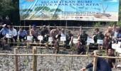 Memperingati HUT TNI Ke-74, Lanal Banten Gelar Penanaman Mangrove Untuk Keselamatan Ekosistem Laut