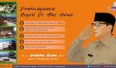 Gubernur Wahidin Halim: Ini Yang Sedang Diselesaikan Pemprov Banten