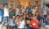Pilkades Serentak di kabupaten Serang, H Sanudin Menangkan Pilkades Salira
