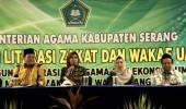Program Diapresiasi, Bupati Serang Diminta Bantu Beasiswa Madrasah