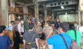 Cegah Penimbunan Sembako Disaat Wabah Covid 19 , Kapolres Serang Sidak Pasar Ciruas