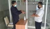 Antisipasi Covid-19, Biddokes Polda Banten Sosialisasi Pencegahan Dan Deteksi Dini di Rumah Sakit Bhayangkara