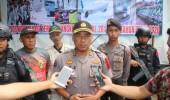 Dalam Sepekan, Sejumlah 2.845 orang Kumpulan Massa di Bubarkan Oleh Polda Banten