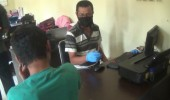 Polsek Cikande Amankan Pelaku Penusukan Karyawan Pabrik PT Nikomas