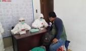 Belasan Wartawan Kota Serang Ikuti Rapid Test, Putus Rantai Virus Corona