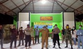 Polsek Cilegon Tetapkan 4 Kelurahan Jadi Kampung Siaga Covid-19