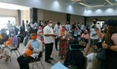 Pemkot Cilegon Berikan Bantuan Sosial Kepada Warga Terdampak Covid-19