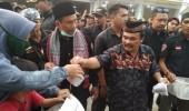 Erat silahturahmi, Lapbas Lakukan Aksi Sosial Dan Buka Puasa Bersama