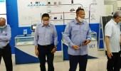 Kunjungi Pabrik Alat Penangkap Ikan di Cikande, Menteri KKP Edhy Prabowo Janji Akan Bantu Nelayan