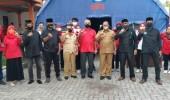 Pemkot Cilegon Berikan Bantuan Pangan Ke DPD Bandrong Banten dan PMI Kota Cilegon