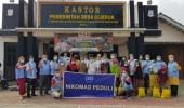 PT Nikomas Gemilang Mengadakan CSR Donasi Sembako dan Masker untuk Masyarakat Lansia di Ds Tambak & Ds Cijeruk