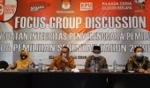 DKPP RI Pilkada Serentak 2020 Capai 60 Persen Mayoritas Pemilih Masih Politik Uang