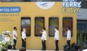 3 Menteri Resmikan Layanan Tiket Online Ferzy Naik Kapal Ferry ASDP Semakin Mudah dan Nyaman