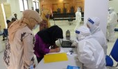 Pegawai Pengadilan Tinggi Banten Lakukan Tes Swab