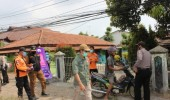 Razia Prokes, Gugus Tugas Kabupaten Serang Sanksi Puluhan Pelanggar