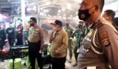 Cegah Covid 19 Camat Serang  dan Tim Gabungan Patroli Tempat Kerumunan