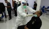 1 Panitera Positif Covid-19, Sejumlah Hakim Dan Pegawai Pengadilan Tinggi Banten Lakukan Tes Usap dan Penyemprotan Disinfektan