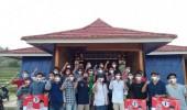 Ormas Brantas PAC Mancak Serta Relawan Kramat Mancak Siap Dukung Tatu Pandji Pilkada Bupati Serang 2020