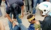 Resmob Polres Serang Kota Tembak 2 Pelaku Curanmor Saat Ditangkap
