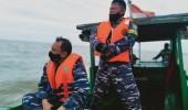 LANAL Banten Turunkan Tim SAR Dan Dirikan Posko SAR Pesawat Sriwijaya Air SJ-182