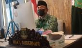 HIPNU Banten Dilantik, Wagub Andika Ingatkan Penyediaan Rumah Murah untuk Warga Kurang Mampu