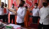 Polres Serang Kota Ringkus Pelaku Pembunuhan