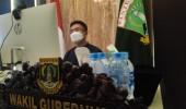 Wagub Banten: Pemprov Sudah Vaksin 253 Ribu Orang dalam 2 Bulan Ini