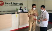 Sambut Pengelolaan RKUD Provinsi Banten, Bank Banten Layani Aktivasi Rekening ASN Banten