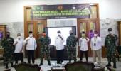Pandji: TMMD Kembalikan Budaya Gotong Royong yang Nyaris Punah