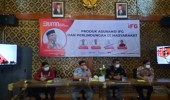 Gandeng Anggota Dewan, Perusahaan BUMN Sosialisasikan Produk Asuransi IFG