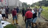 - Di Tinggal Pengembang, Warga Ranau Estate Lakukan Pembangunan Secara Swadaya