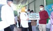 Gebyar HUT Kabupaten Serang Banjir Bantuan
